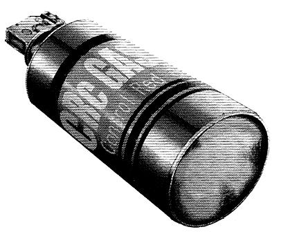 Granate Fumogene CRC
