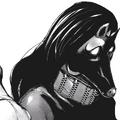 Irimi's mask