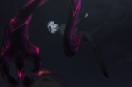 Kaneki 3 fingered kagune