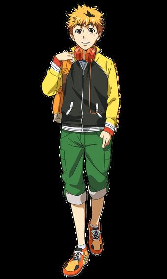 Hideyoshi Nagachika Tokyo Ghoul Wiki Fandom