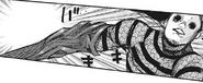Shikorae's koukaku-kagune – handblade