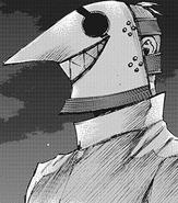 Shirazu maschera
