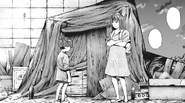 Younger Nishiki and his older sister