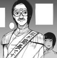 Kichimura Washuu's appearance at the ceremony