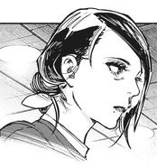 Kiyoko Aura in epilogue