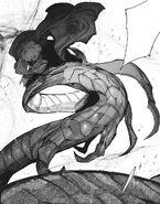 Sasaki's new centipede tail