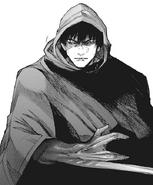Amon's kagune - hand