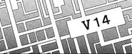 V14 on map