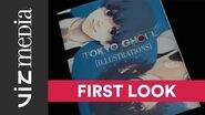 Tokyo Ghoul Illustrations zakki First Look