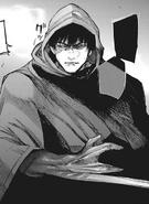 Amon's kagune arm