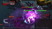 Yamori fights ghoul investigators