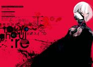 Kaneki as OEK – Re Chapter 100 art