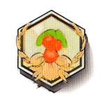 Osmanthus medal gold