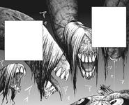 Dragon's kagune — 2nd core's bodyguards