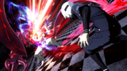 Kaneki fights Yamori in Call to Exist