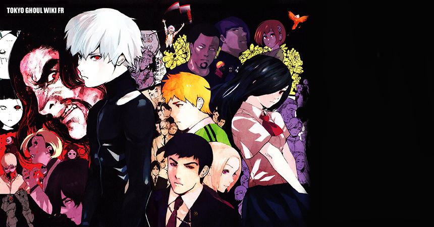 Bienvenue sur le Wikia de Tokyo Ghoul!