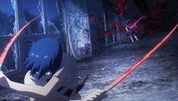 Arima strikes Minami with Yukimura.jpg