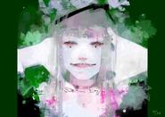 Ishida's illustration of Seiko Oomori