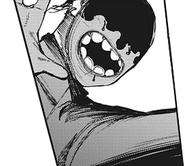 Uta's creepy mouth