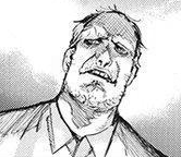 Karao Saeki's father