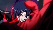 Ayato eating Touka's Kagune