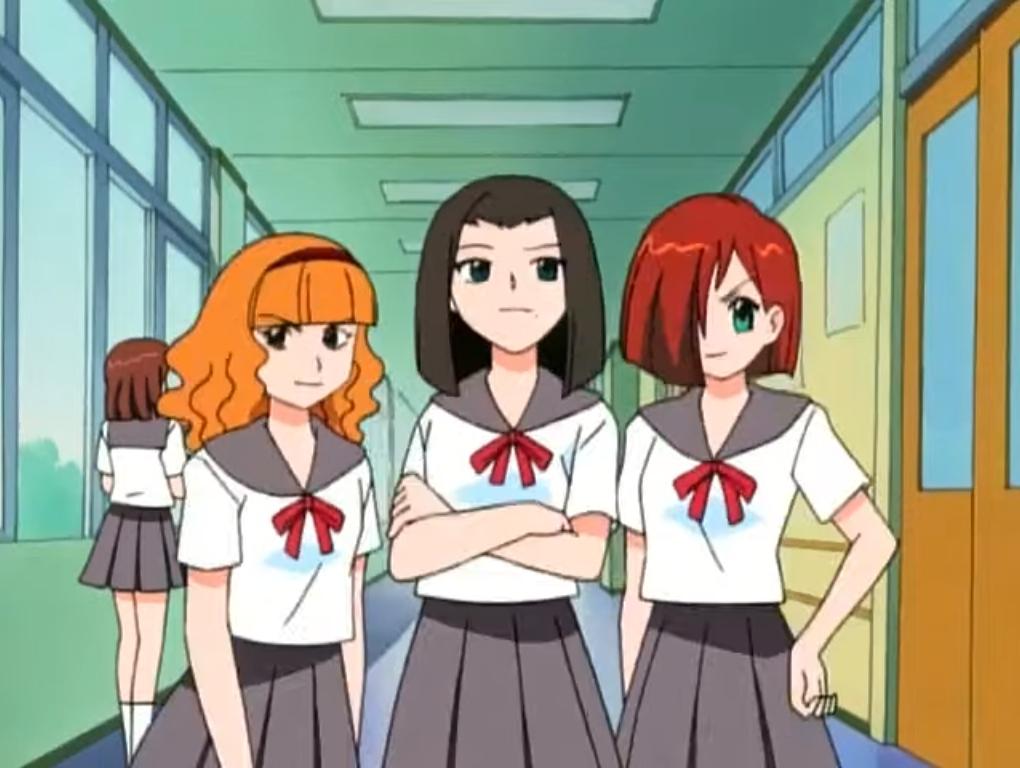 Three Beckys