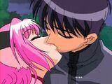 Mark kisses Zoey