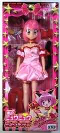 Mew Mew Ichigo Transform Doll