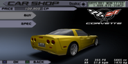 Corvette z51 rear