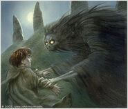 Frodo en de grafgeest
