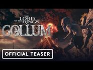 The Lord of the Rings- Gollum - Official Teaser Trailer