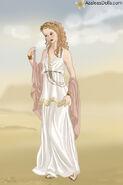 Almarian of Númenor by ElawenAltariel