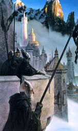 Minas Tirith guard by John Howe.jpg