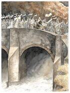 The host of Nargothrond by Anke Eißmann