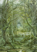 The Elvenking's Gate by Alan Lee