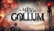 Gollum videogioco logo