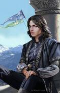 Eldarion of Gondor by Sara Morello