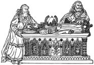 Eärnur and Mardil by Oznerol