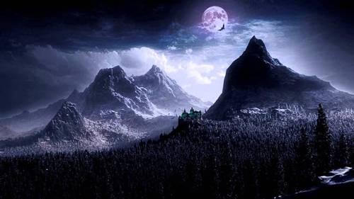 Montagne di Bosco Atro