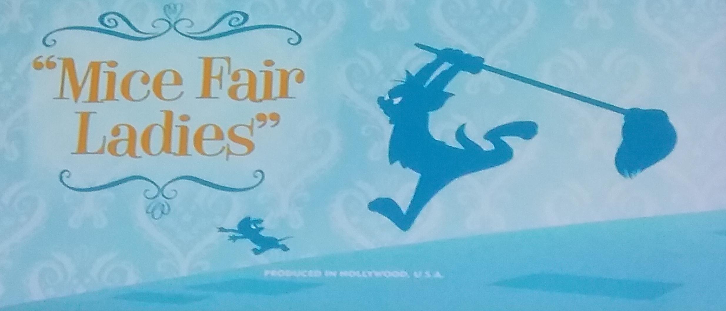 Mice Fair Ladies