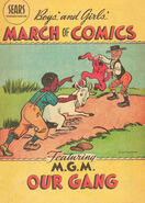 March of Comics 3 - Our Gang - Cover 04