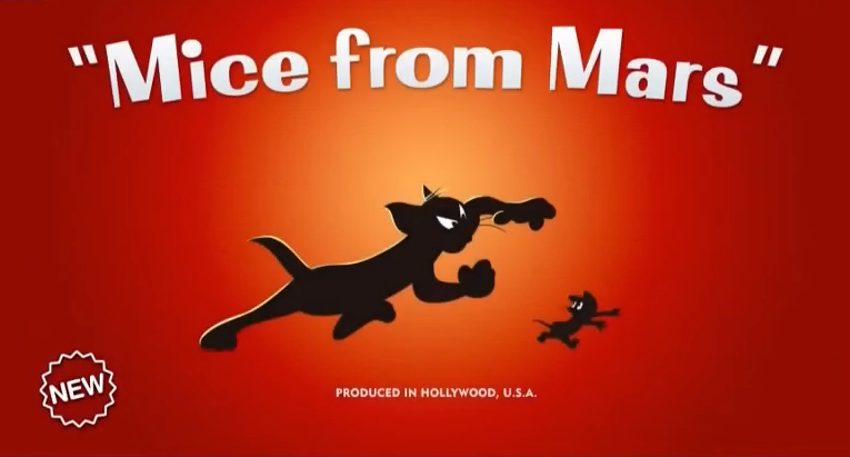 Mice From Mars