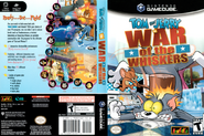 Tom and Jerry in War of the Whiskers (GCN)