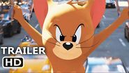 TOM AND JERRY Trailer 2 (New 2021) Animated Movie HD