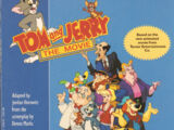 Tom and Jerry The Movie - Scholastic Book