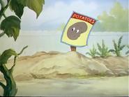 The Bodyguard - Jerry's potato eyes