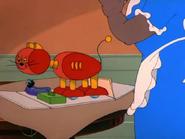 Push-Button Kitty - Mechano