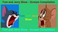 Tom and Jerry Show - Scream Compilation
