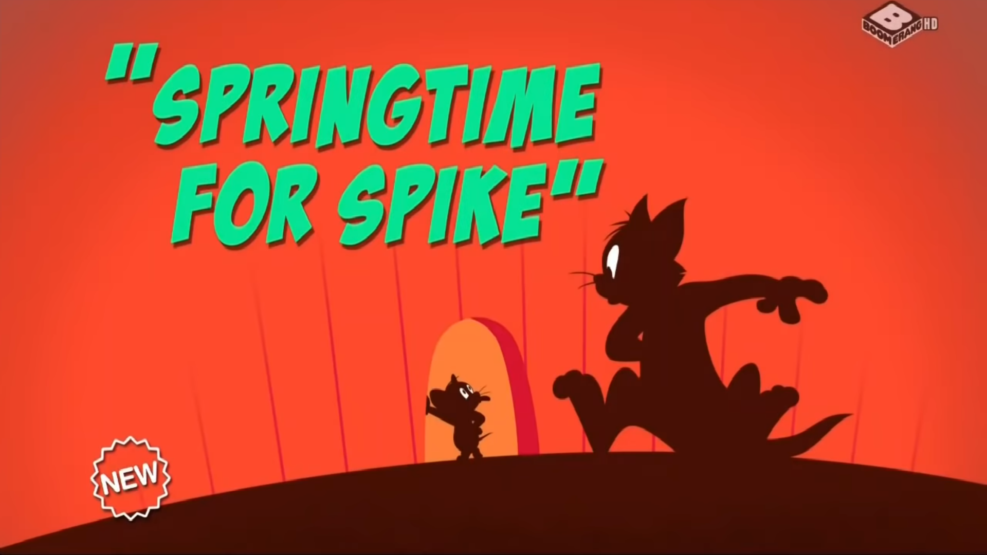 Springtime For Spike