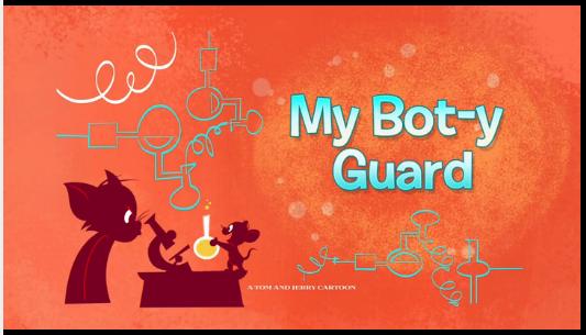 My Bot-y Guard